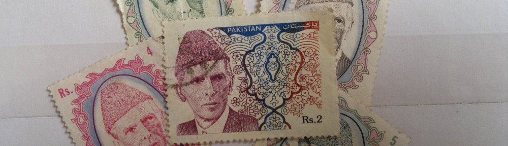 Legacy stamps depicting Quaid-e-Azam